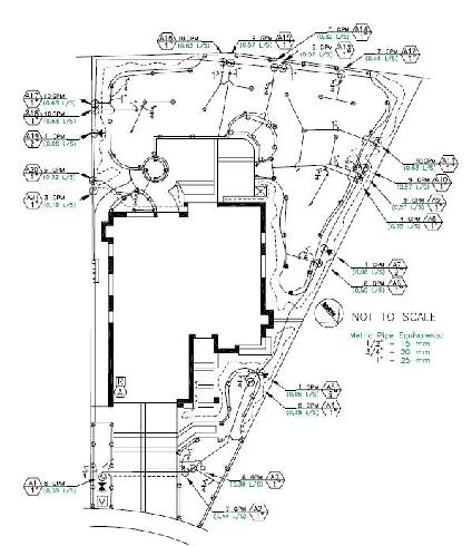 Sprinkler System Layout Diagram on fire alarm layout diagram